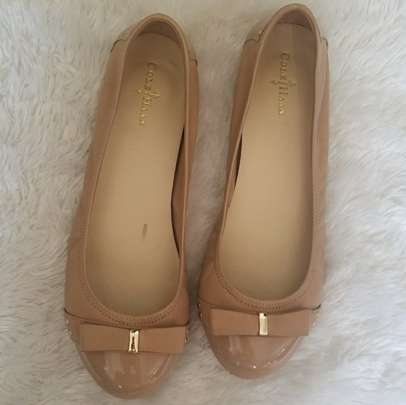 Cole Haan Shoes | Nike Air Ballet Flats